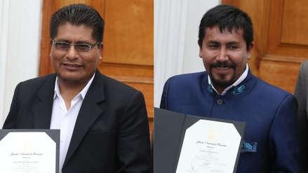 Walter Aduviri arremete contra gobernador de Arequipa: