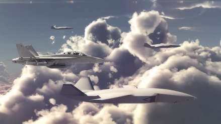Boeing desarrolla un caza no tripulado con IA capaz de colaborar con pilotos humanos