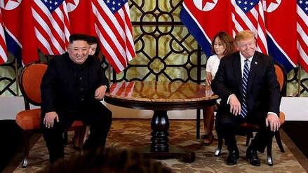 Kim Jong-un dice que no estaría en Hanói si no quisiera la desnuclearización