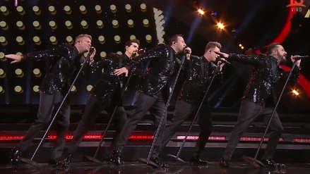 Viña del Mar 2019: Los Backstreet Boys cantaron en español y causaron furor