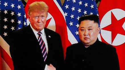 La cumbre Donald Trump-Kim Jong-un terminó abruptamente y sin ningún acuerdo