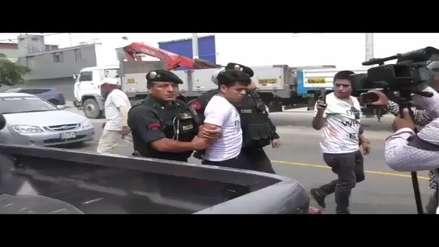 Policía capturó a tres de los delincuentes que asaltaron una agencia bancaria en Chorrillos