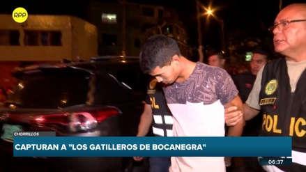 Chorrillos | Desbaratan a 'Los Gatilleros de Bocanegra', banda dedicada al robo de autos de lujo