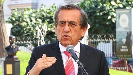 Del Castillo dice que no sabía que su asesor también trabajó para Chávarry:
