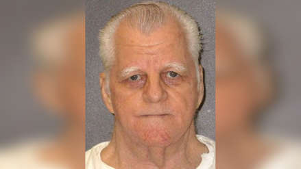 Texas ejecutó a un anciano que mató a sus suegros y a su cuñado