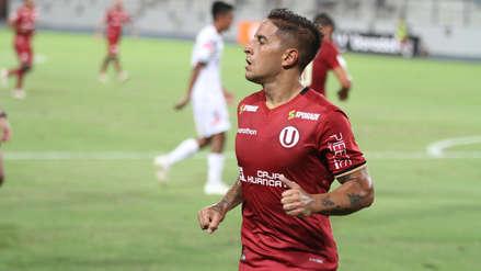 Universitario de Deportes vs. San Martín: Alejandro Hohberg marcó el 2 -2 en el Estadio Nacional | VIDEO