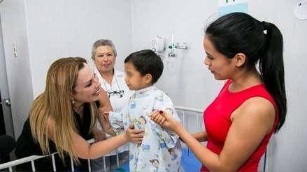 EsSalud inaugura centro quirúrgico pediátrico en hospital Rebagliati