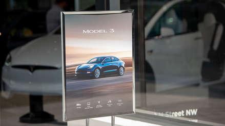 Tesla empieza la venta masiva de su auto eléctrico de US$ 35 mil