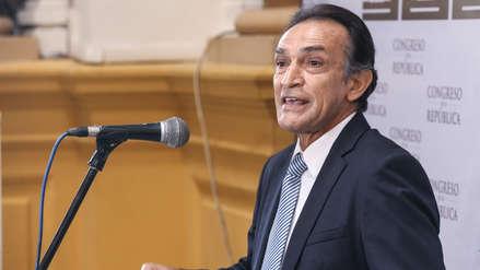 Fiscal vincula a Héctor Becerril con coimas de más de un millón de soles por proyectos en Chiclayo