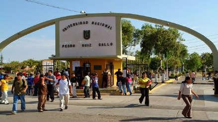 Lambayeque   Postulante a la Pedro Ruiz Gallo demostró que la universidad se equivocó en resolver el examen