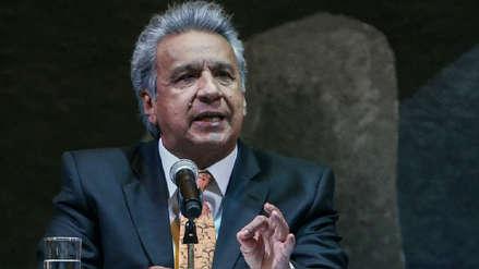 El presidente Lenín Moreno anunció que Juan Guaidó visitará Ecuador este sábado