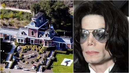 Los herederos de Michael Jackson reducen el precio de Neverland tras nuevas acusaciones de abuso