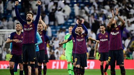 Barcelona usará una camiseta conmemorativa en el próximo partido ante Real Madrid