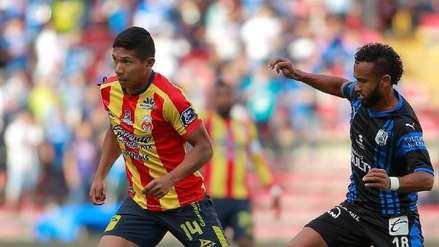 Con gol de Edison Flores, Morelia empató ante América por la Liga MX
