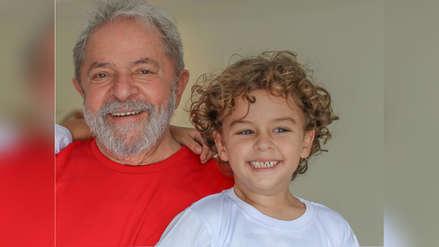 Justicia de Brasil autoriza a Lula da Silva salir de prisión para asistir al entierro de su nieto