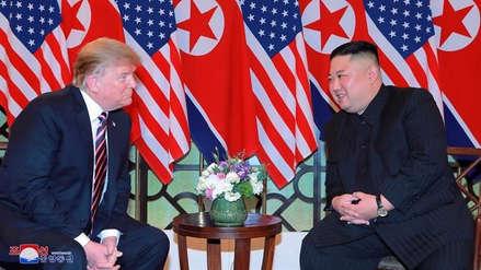 """Donald Trump: """"Corea del Norte no está lista para renunciar a su programa nuclear"""""""