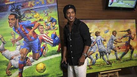 El Maracaná inauguró un tour dedicado a Ronaldinho