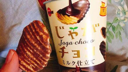 Los sabores de papas fritas más extraños los encontrarás en Japón | Japón Cool