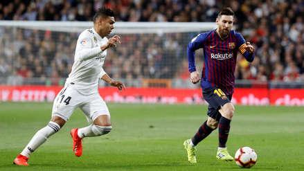 ¡Lo tiene de hijo! Barcelona volvió a derrotar al Real Madrid en el Santiago Bernabéu