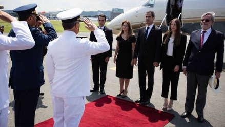 Juan Guaidó llegó a Ecuador para reunirse con el presidente Lenín Moreno