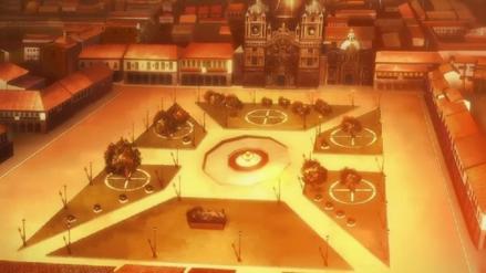 ¿Cusco fue escenario de popular anime japonés?