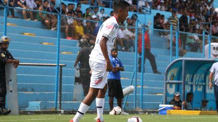 Brandon Palacios denunció amenazas tras el gol que le hizo a Universitario