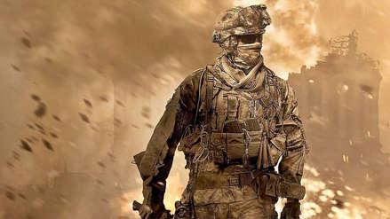 Registran una remasterización del aplaudido Call of Duty: Modern Warfare 2
