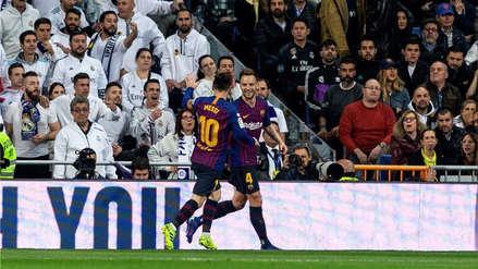 625df7df14dfe Real Madrid vs Barcelona  resumen