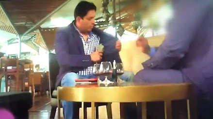 Fiscal colombiano fue detenido cuando recibía 40 mil dólares para ayudar a jefe de FARC