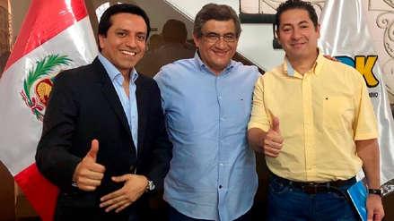 Peruanos por el Kambio anuncia nuevo nombre y símbolo de su partido