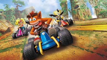 Crash Team Racing Nitro-Fueled presenta a sus personajes en nuevos adelantos