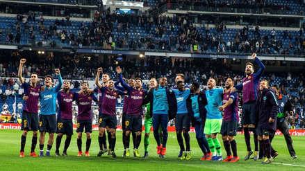 Real Madrid vs. FC Barcelona: el apasionante clásico español contado en 10 imágenes