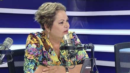 "Rosario Sasieta: ""El  presidente Paniagua nos lo advirtió: Lescano es un traidor"""