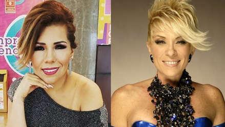 Susan Ochoa: Yuri felicita a la cantante y le pide ceviche peruano [VIDEO]