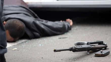 Un vigilante abatió a delincuente que asaltaba a un vecino en Villa El Salvador