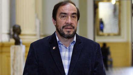 Presidente de Acción Popular sobre denuncia contra Lescano: