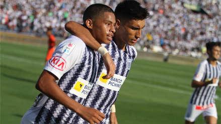 Alianza Lima vs. Cesár Vallejo: Kevin Quevedo marcó tras el 'tiki taka' blanquiazul