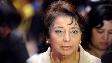 Beatriz Merino contó que cuando fue PCM escuchó a los ministros hacer bromas