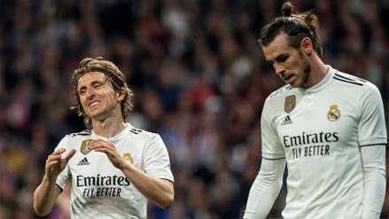 Real Madrid vs. Ajax: Luka Modric defendió a Gareth Bale y descarta su salida