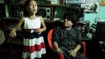 Susan Ochoa   La niña de Pátapo que quiere ser como la cantante que triunfó en Viña del Mar