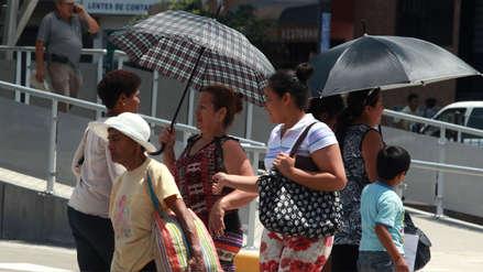 Lima seguirá soportando temperaturas de 31 grados los primeros días de esta semana