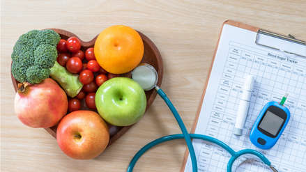 Una nutrición completa es necesaria para que una persona supere una enfermedad