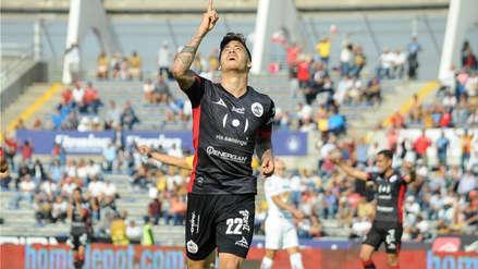 Beto da Silva fue elegido el mejor jugador del Lobos BUAP vs. Pumas por la Liga MX