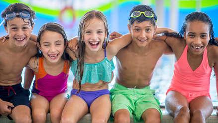 Verano 2019: consejos para prevenir enfermedades y accidentes de niños en las piscinas