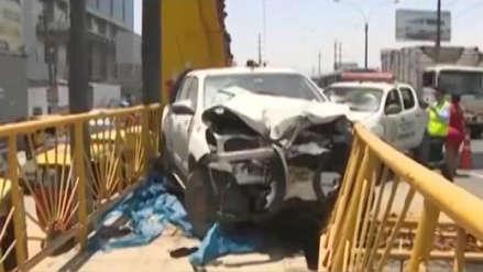 Joven murió atropellado por camioneta tras salvar a su hermano menor en Los Olivos