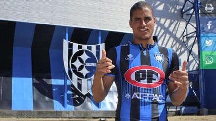 Huachipato: Alexander Succar se puso oficialmente la camiseta del equipo chileno