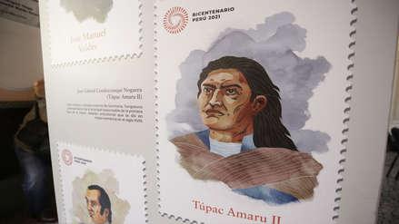 La colección de sellos y matasellos postales que emitirán Serpost y el Ministerio de Cultura por el Bicentenario
