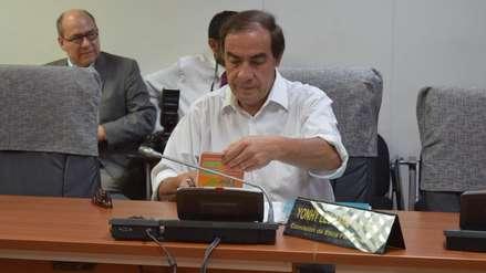 Comisión de Ética aprobó por unanimidad iniciar investigación contra Yonhy Lescano