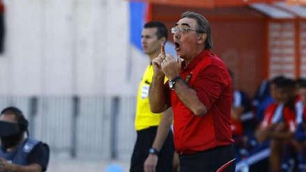Las conclusiones de Jorge Pautasso tras el empate de Melgar 0-0 ante San Lorenzo