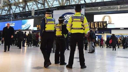 Levantan la alerta en Londres tras el hallazgo de tres paquetes explosivos